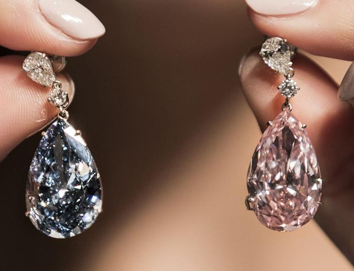 World's most expensive earrings Artemis Apollo