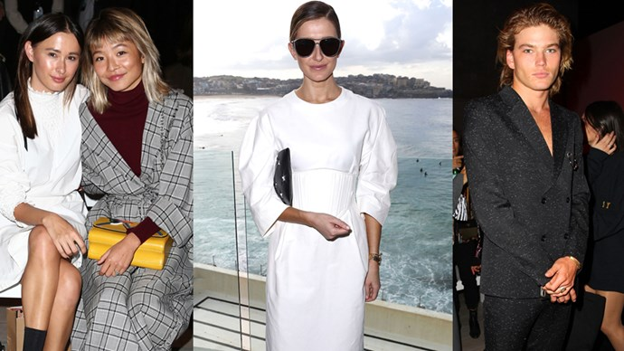 Here, <em>BAZAAR</em> rounds up the must-see front-row moments from MBFWA as they happen.