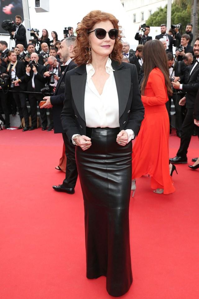Susan Sarandon in Chanel