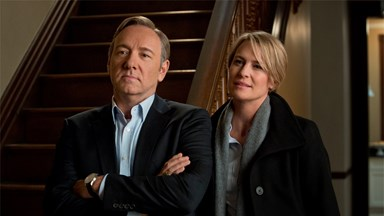 Robin Wright Says Donald Trump Has Been Taking Inspiration From House Of Cards