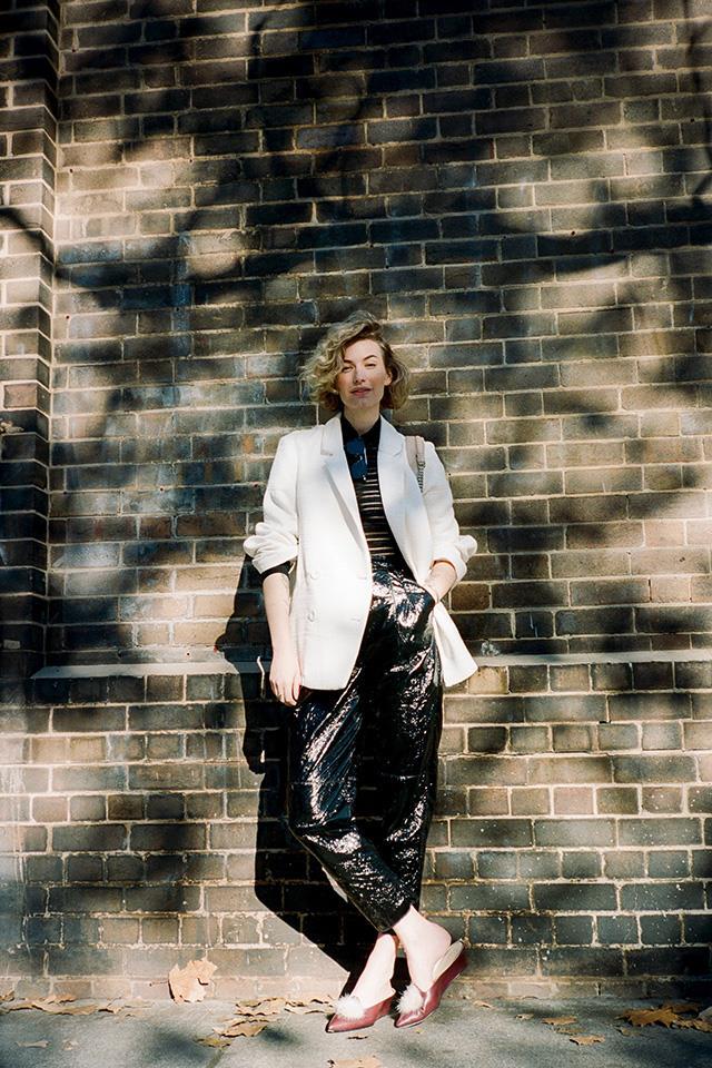 "Here, Chloe Brinklow, founder of <a href=""https://tomboybeauty.com/"">TOMBOY Beauty</a> and<em> Harper's BAZAAR</em> Australia digital contributor, interviews the fashion week set."