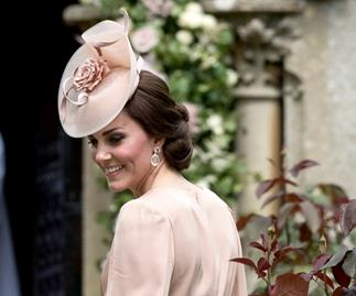 Kate Middleton Alexander McQueen Pippa Middleton wedding