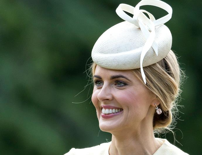 Hats at Pippa Middleton's wedding