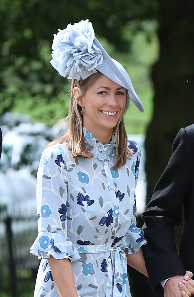 The best hats at Pippa Middleton's wedding