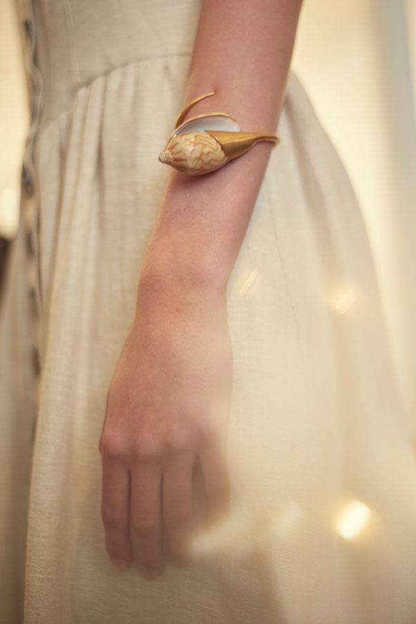 "Albus Lumen, with jewellery by <a href=""https://www.instagram.com/ryanstorer/"">Ryan Storer</a>.<br><br> Image: Courtesy of Albus Lumen"