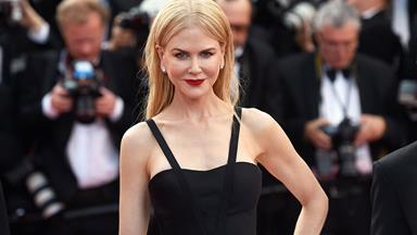 Nicole Kidman's Latest Cannes Dress Took 150 Hours To Make