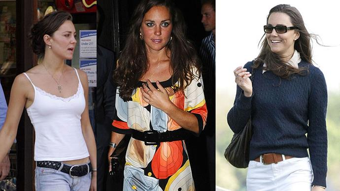 Before she was Duchess, Kate Middleton seriously faced fashion ups and downs.