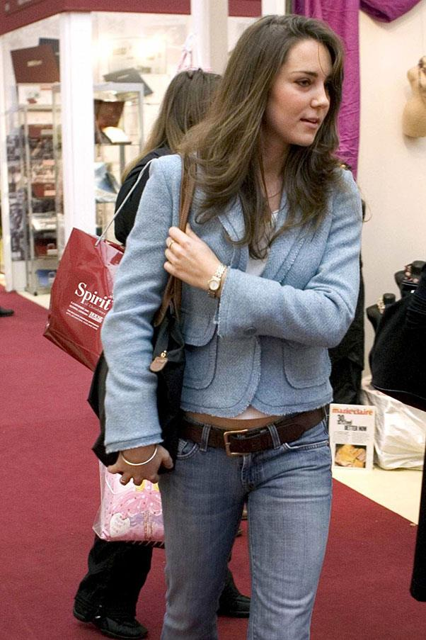 <strong>Christmas shopping, 2005</strong>