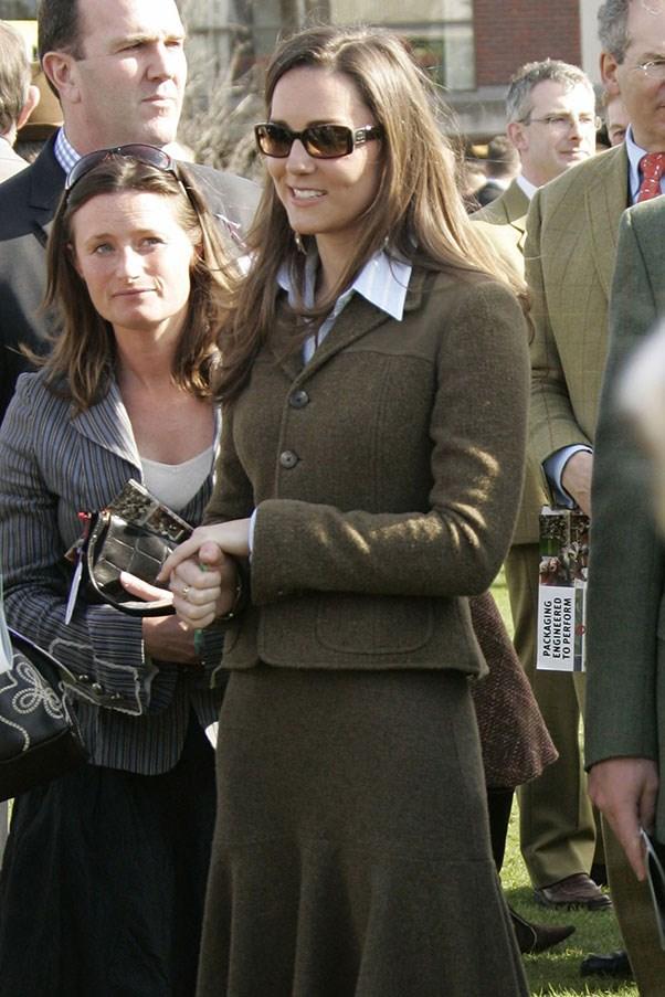 <strong>At the Cheltenham festival, 2007</strong>