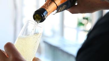 You Might Be Ruining Your Champagne By Storing It In The Fridge