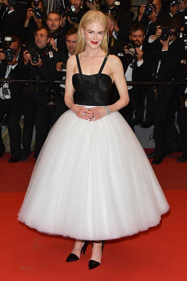 Nicole Kidman in Calvin Klein by Appointment