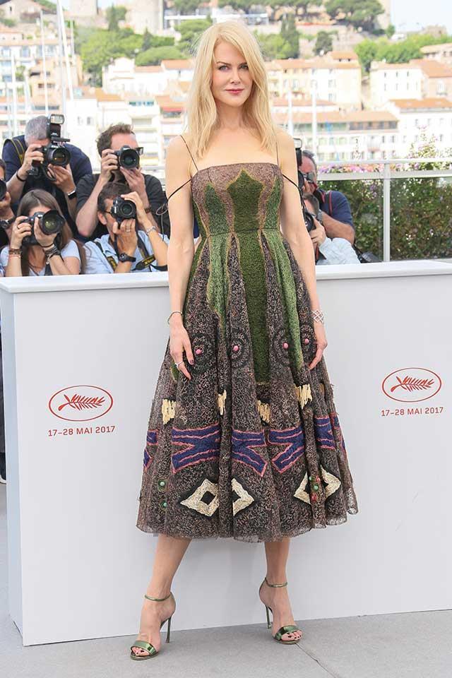Nicole Kidman in Dior