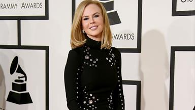 Nicole Kidman's Complete Red Carpet Style Evolution
