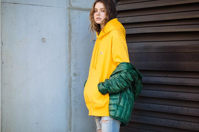 <strong>Sports Sweatshirts: </strong> <br><br>