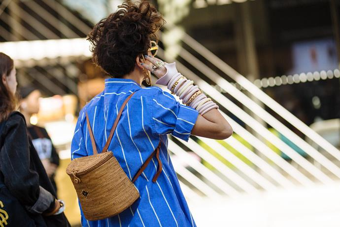 <strong>Straw Bags: </strong> <br><br>