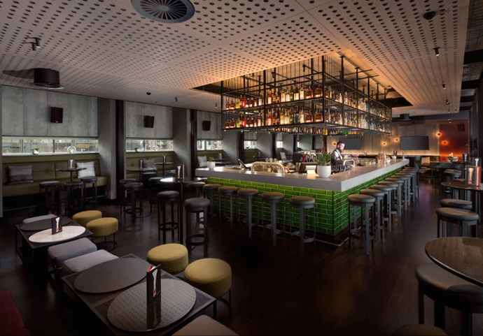 <strong>2. QT Melbourne, Vic</strong><br><br> Large Hotel of the Year and Best Bar