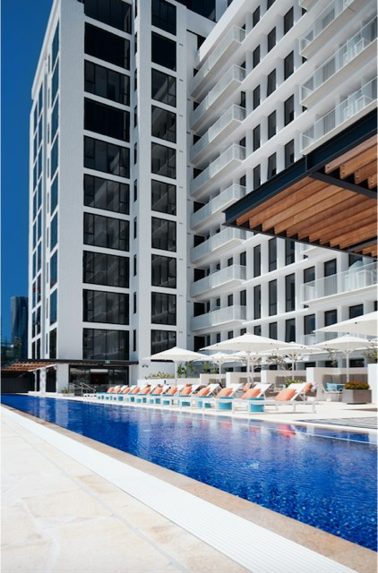 <strong>6. The Johnson, Brisbane, Qld</strong><br><br> Best Pool