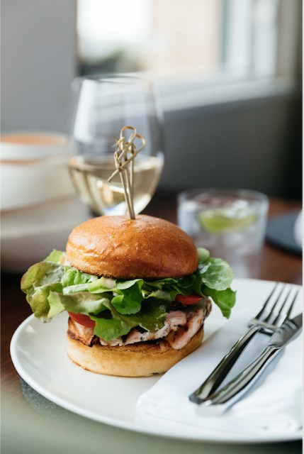 <strong>7. The Louise, Barossa Valley, SA</strong><br><br> Best Club Sandwich