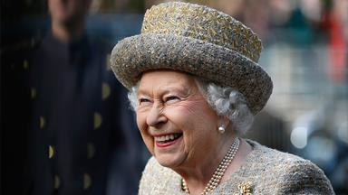 The Queen Is A Fan Of 'The Crown'