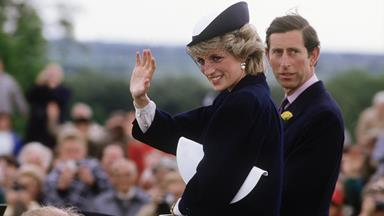 "What You Never Knew About Princess Diana's Famous ""Cleavage Bags"""