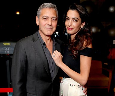 """Amal Clooney Is Already A """"Magnificent Mother"""" According To Her Father-In-Law"""