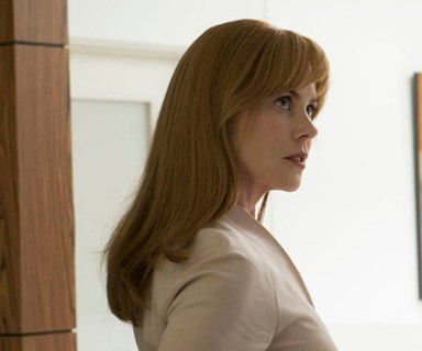 Nicole Kidman Opens Up About Filming Abuse Scenes In 'Big Little Lies'