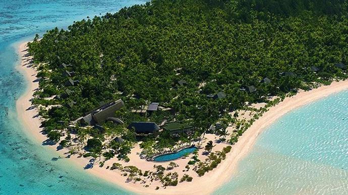 tahiti island resort
