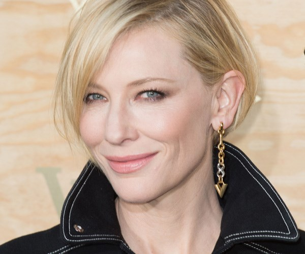 Cate Blanchett Collette Dinnigan Companion of the Order of Australia 2017
