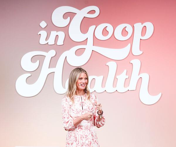 Gwyneth Paltrow Goop Summit