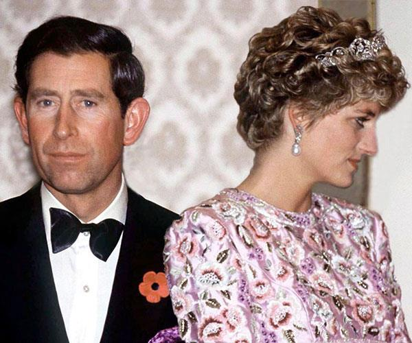 Prince Charles princess Diana and Camilla Phone Call