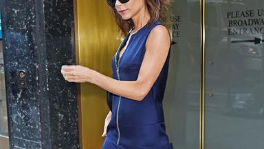 Victoria Beckham Reveals The Secrets Of Her Very Intense Fitness Regime