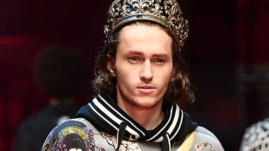 Miley Cyrus' Brother Made His Runway Debut In Dolce & Gabbana's Latest Show