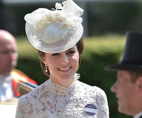 Kate Middleton Alexander McQueen