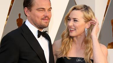 10 Times Leonardo DiCaprio And Kate Winslet's Friendship Gave Us Life