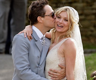 The Most Iconic Model Weddings Of All Time