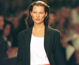 Kate Moss Calvin Klein