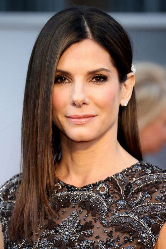 "<strong>Sandra Bullock uses haemorrhoid cream to combat puffiness:</strong> ""I didn't realise that putting haemorrhoid ointment on your face is acceptable in the beauty business,"" she said, ""but apparently, butt cream helps lines around the eyes!"""