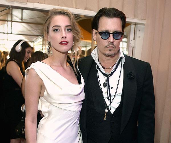 Amber Heard Johnny Depp Relationship