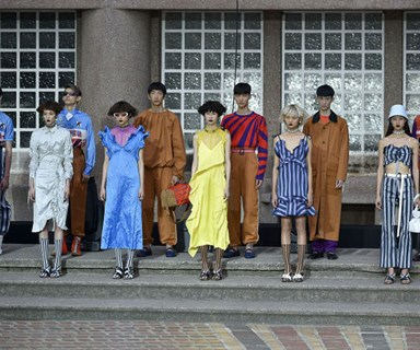 Kenzo Exclusively Casts Asian Models For Latest Runway Show