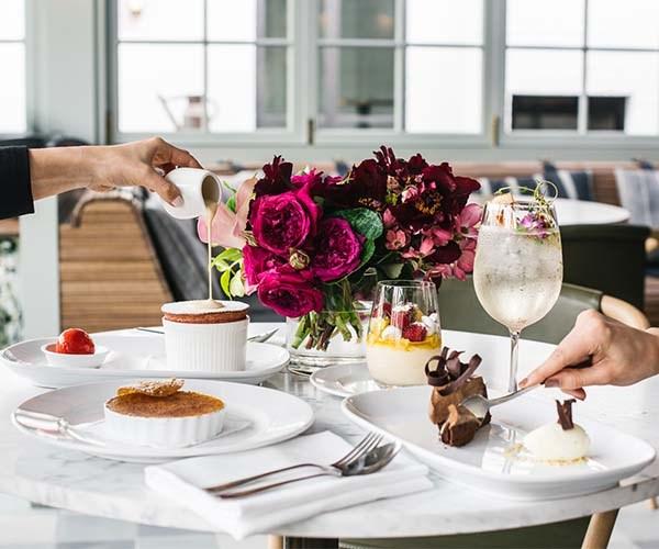 best business lunch restaurants sydney