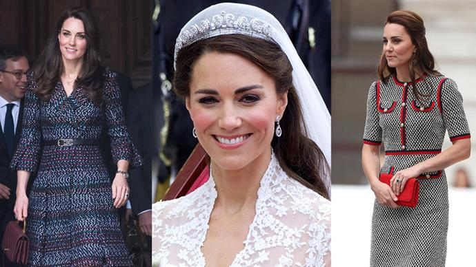 We round up Kate Middleton's most swoon-worthy accessories.