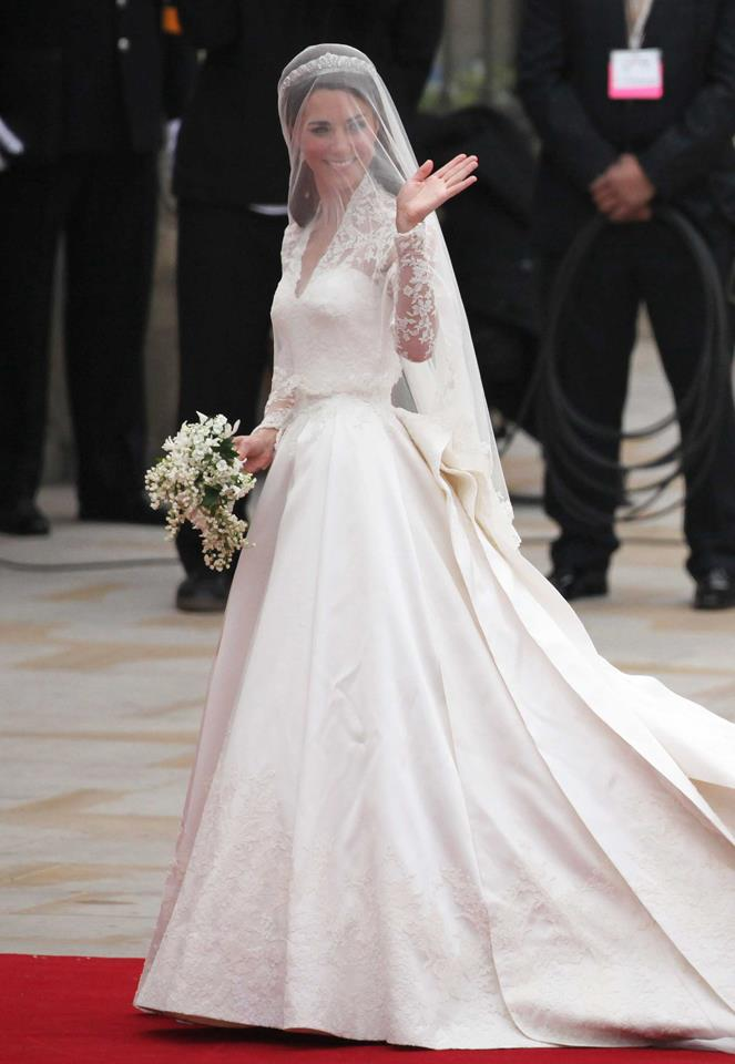 Sadly you can't buy Kate's gorgeous tiara, but it sure is fun to look at.