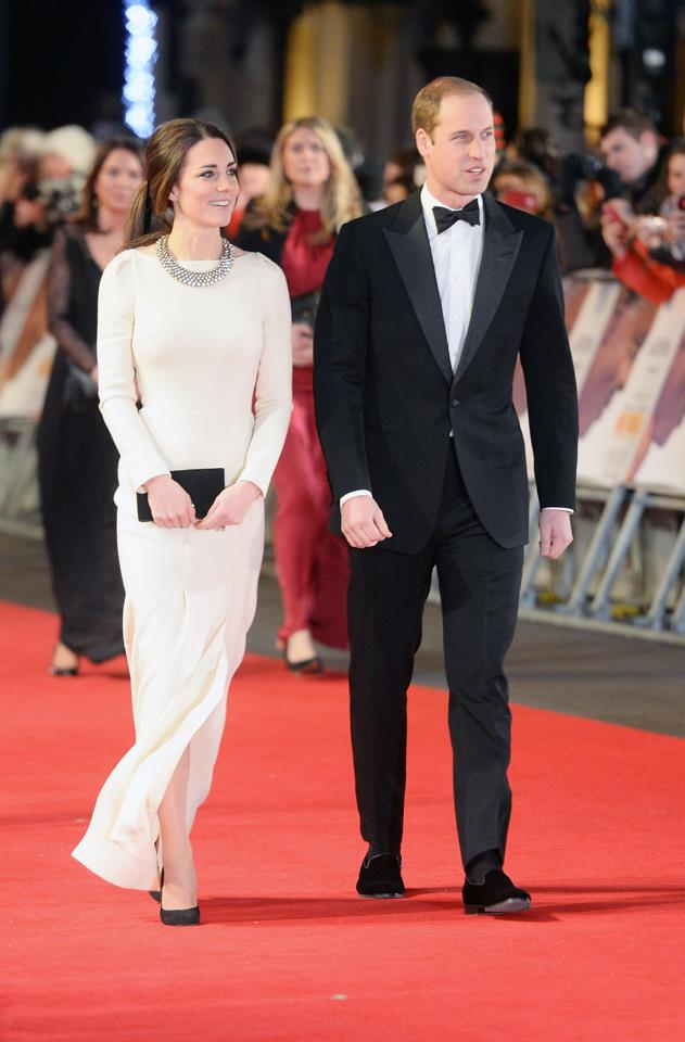 Kate Middleton's $35 Zara necklace was an instant sell-out after she wore it to the 'Mandela' premiere.