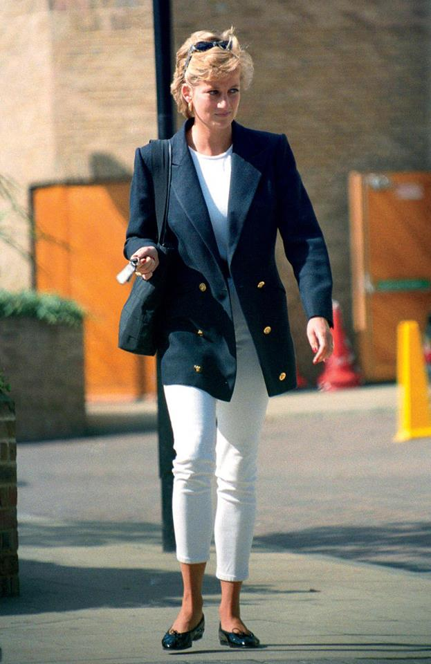 Princess Diana S Most Iconic Off Duty Style Moments
