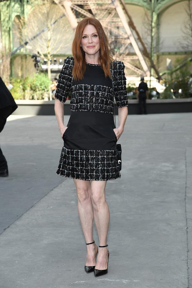 Julianne Moore at Chanel