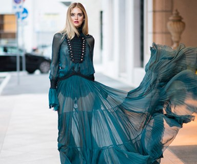 All The Times Chiara Ferragni Was The Best Dressed Guest At Fashion Week