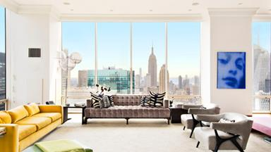 You Have To See Inside The Gucci Sister's $46 Million NYC Penthouse