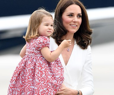 Princess Charlotte Took An Unexpected Style Cue From Uncle Prince Harry