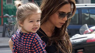 Harper Beckham Just Discovered Her Mum Used to Be a Spice Girl