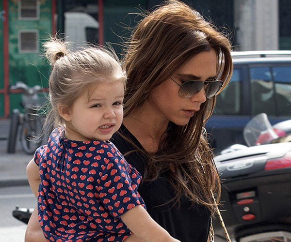 Harper Beckham Just Discovered Her Mom Used to Be a Spice Girl